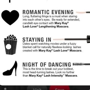3 Mar Kay perfect date night mascaras!